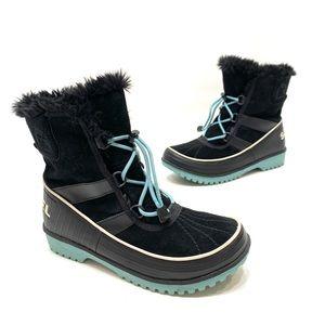 Sorel waterproof winter boots women's size 7
